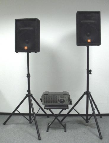 Musikanlage leihen in Rheda-Wiedenbrück