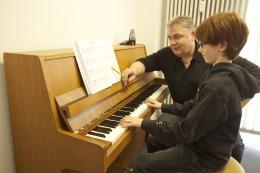 Musikunterricht an der Musikschule Musikcentrum Online in Rheda-Wiedenbrück