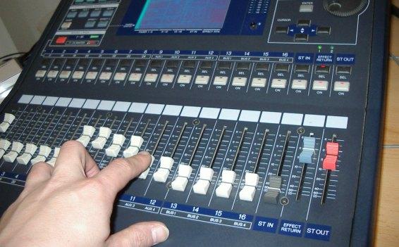 Tonstudio und Tonaufnahmen in Rheda-Wiedenbrück